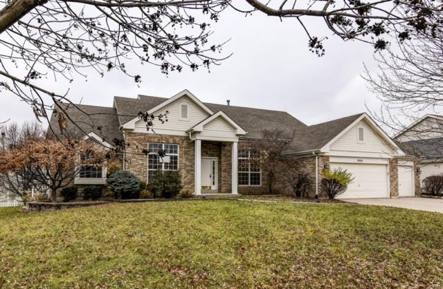 1505 Woodbury Drive, Dardenne Prairie, MO 63368 (#18092979) :: The Kathy Helbig Group