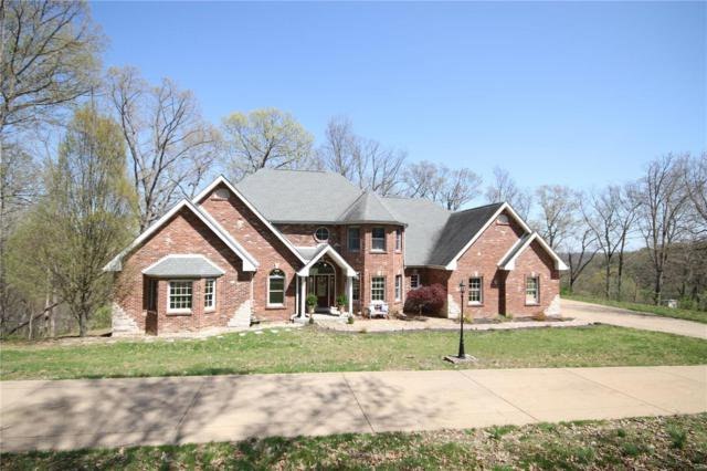 724 Old Kiefer Creek Road, Ballwin, MO 63021 (#18093164) :: The Kathy Helbig Group