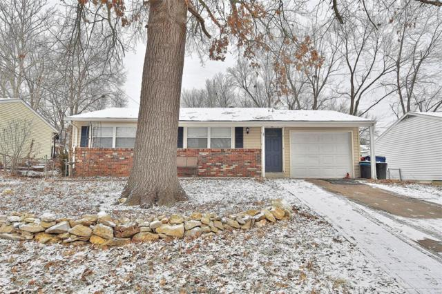 9 Hill Place, Wentzville, MO 63385 (#18093757) :: Clarity Street Realty