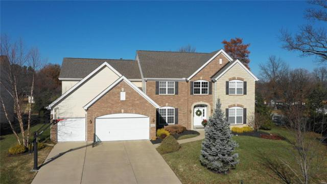 1605 Bentshire Court, Ballwin, MO 63011 (#18094015) :: St. Louis Finest Homes Realty Group