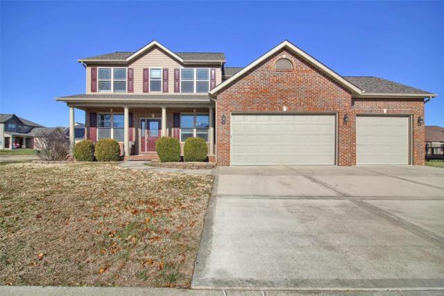 401 Chadwyck Drive, Glen Carbon, IL 62034 (#18094200) :: Fusion Realty, LLC
