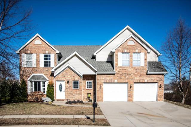 736 Pines Way, Columbia, IL 62236 (#18094559) :: Fusion Realty, LLC