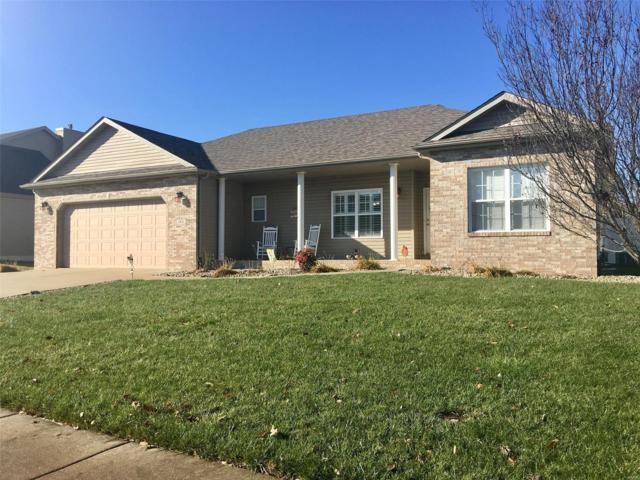 1451 Dale Drive, Troy, IL 62294 (#18094902) :: Holden Realty Group - RE/MAX Preferred