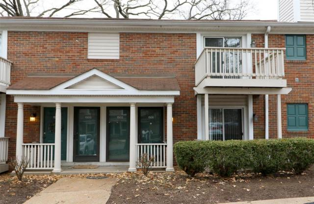1503 High School Drive, St Louis, MO 63144 (#18095992) :: Clarity Street Realty