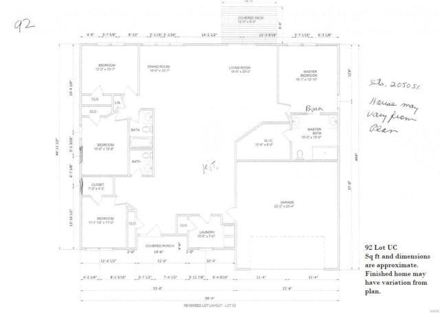 92 Briar Pointe, Waynesville, MO 65583 (#18096291) :: Walker Real Estate Team