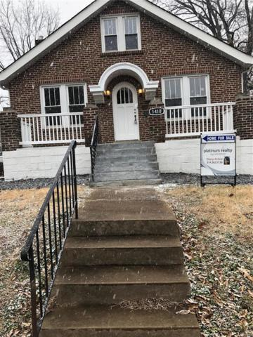 1410 Waldron Ave, University City, MO 63130 (#18096402) :: Kelly Hager Group | TdD Premier Real Estate