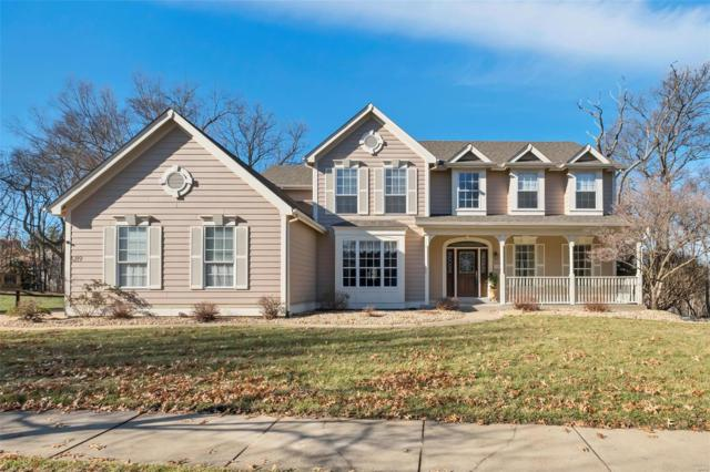 1219 Somerset Field Drive, Chesterfield, MO 63005 (#19000189) :: Clarity Street Realty