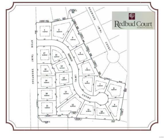 0 Lot 16 Redbud Court Subdivisio, Perryville, MO 63775 (#19000457) :: The Kathy Helbig Group
