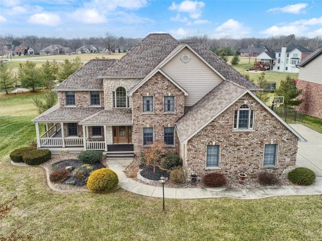 3907 Stone Hollow Lane, Edwardsville, IL 62025 (#19000863) :: Fusion Realty, LLC