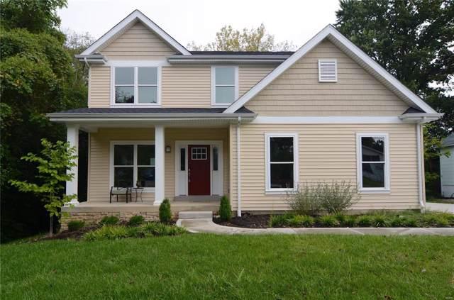 125 W Thornton Avenue, St Louis, MO 63119 (#19003391) :: Realty Executives, Fort Leonard Wood LLC
