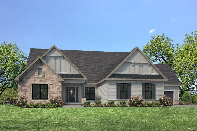 1 Thornhill @  Fienup Farms, Chesterfield, MO 63005 (#19003430) :: Parson Realty Group