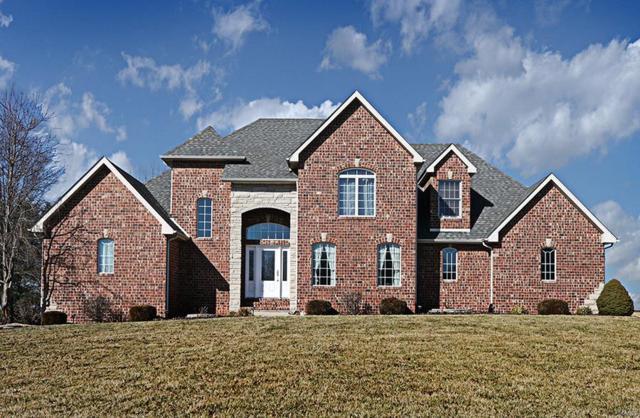1257 Pine Lake Drive, TRENTON, IL 62293 (#19003867) :: RE/MAX Professional Realty
