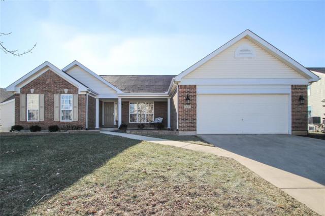 1429 Wilkesboro Drive, Dardenne Prairie, MO 63368 (#19003961) :: The Kathy Helbig Group