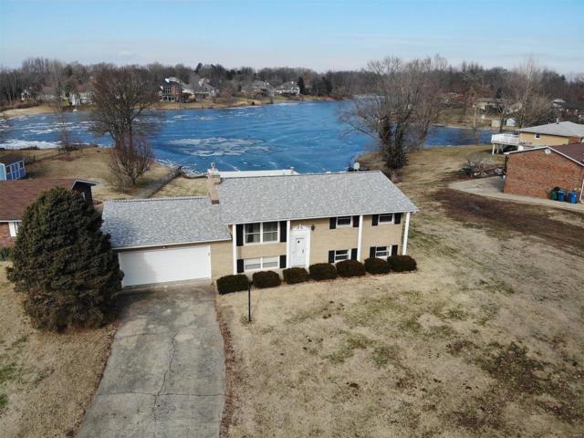 161 Hampton Drive, Glen Carbon, IL 62034 (#19004687) :: St. Louis Finest Homes Realty Group