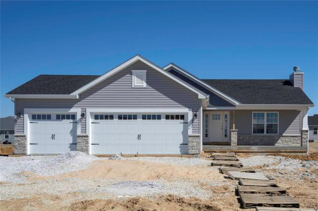 1540 Misty River Drive, Saint Paul, MO 63366 (#19005222) :: Holden Realty Group - RE/MAX Preferred