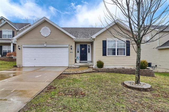 6912 Eagle Crest, Pacific, MO 63069 (#19005229) :: The Kathy Helbig Group