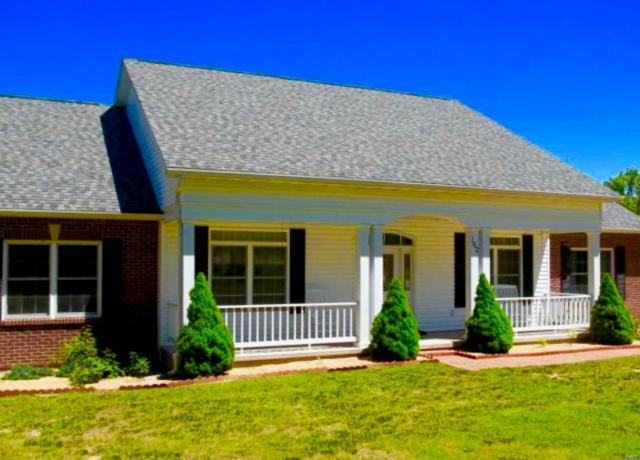 162 E Hickory Ridge Road, Steelville, MO 65565 (#19005250) :: Holden Realty Group - RE/MAX Preferred