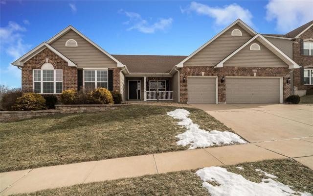 1329 Birch Meadow Dr, High Ridge, MO 63049 (#19005374) :: The Kathy Helbig Group