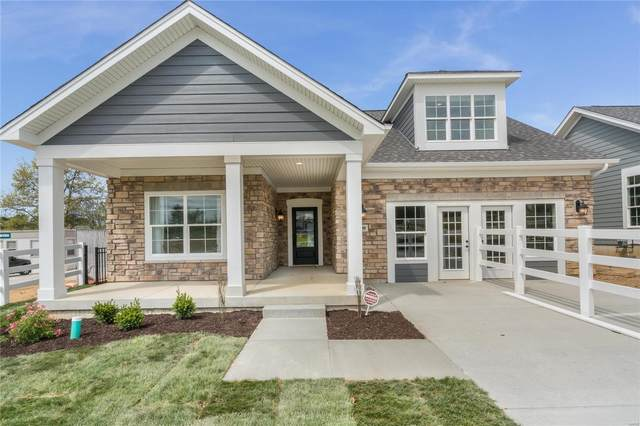 1 Courtyards Of Cottleville, Cottleville, MO 63304 (#19005458) :: The Becky O'Neill Power Home Selling Team
