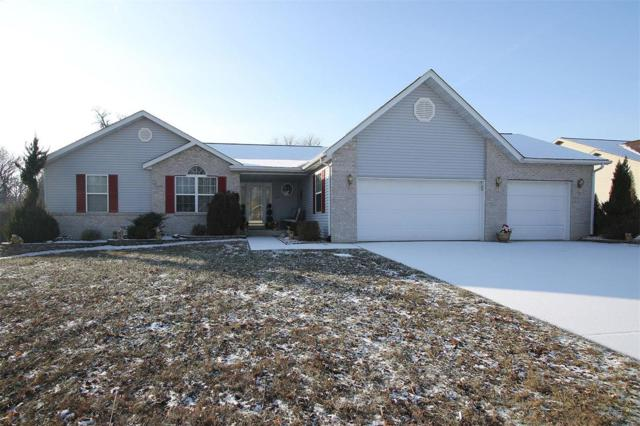 1457 Cadwell, Shiloh, IL 62269 (#19006038) :: Holden Realty Group - RE/MAX Preferred