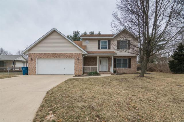 1204 Briarwood Drive, Bethalto, IL 62010 (#19006435) :: St. Louis Finest Homes Realty Group