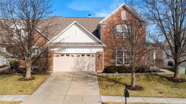 687 Bluffs View Court, Eureka, MO 63025 (#19006466) :: Clarity Street Realty