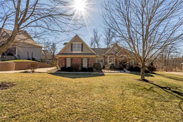 4115 Austin Bluff Court, Saint Charles, MO 63304 (#19007181) :: The Kathy Helbig Group