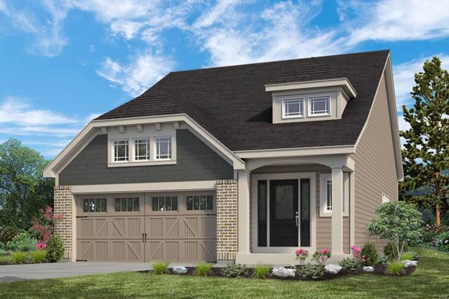 1 Fairfax @ Oakleigh Park, Saint Charles, MO 63303 (#19007476) :: The Becky O'Neill Power Home Selling Team