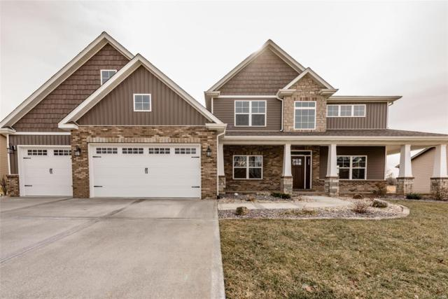 8910 Wendell Creek Drive, Saint Jacob, IL 62281 (#19007660) :: Kelly Hager Group | TdD Premier Real Estate
