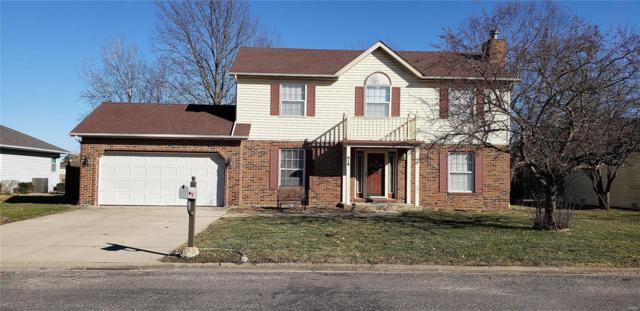 818 Dere Bere Drive, Mascoutah, IL 62258 (#19008314) :: Holden Realty Group - RE/MAX Preferred
