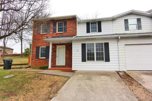 1310 Lexington Avenue #26, Cape Girardeau, MO 63701 (#19008456) :: Clarity Street Realty