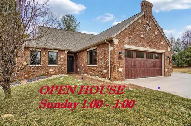 18 Villa Court A, Edwardsville, IL 62025 (#19008486) :: Clarity Street Realty