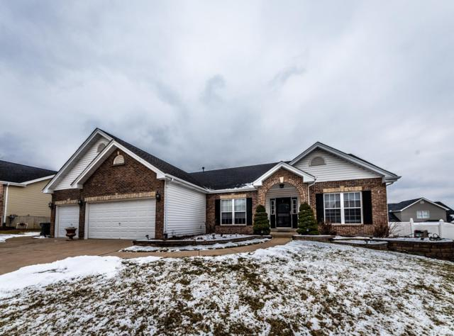 505 Greenbriar Downs Drive, Saint Peters, MO 63376 (#19008975) :: The Kathy Helbig Group