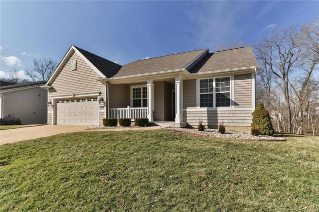 945 Summit Oaks Drive, Eureka, MO 63025 (#19009125) :: RE/MAX Professional Realty