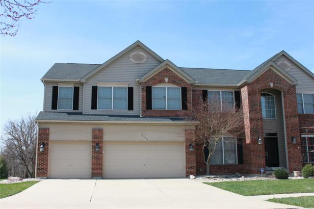 1109 Daylily, O'Fallon, IL 62269 (#19009309) :: Holden Realty Group - RE/MAX Preferred