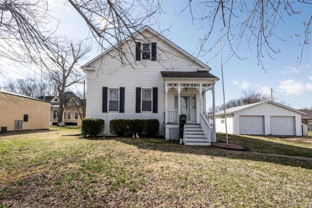 212 W State Street, Mascoutah, IL 62258 (#19009450) :: Fusion Realty, LLC