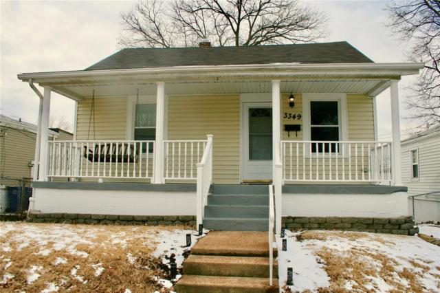 3349 Macklind Avenue, St Louis, MO 63139 (#19009790) :: Clarity Street Realty