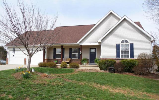813 Cambridge Drive, Rolla, MO 65401 (#19010029) :: Holden Realty Group - RE/MAX Preferred