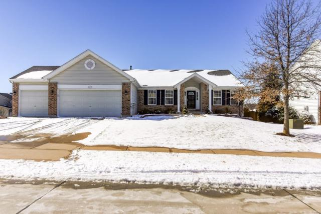 125 Bear Claw, Wentzville, MO 63385 (#19012870) :: Clarity Street Realty