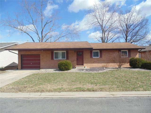160 Sunflower Drive, Highland, IL 62249 (#19013485) :: Hartmann Realtors Inc.