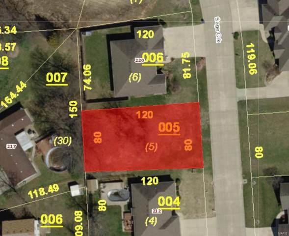 0 Sage Creek Lots, Bethalto, IL 62010 (#19013762) :: Fusion Realty, LLC