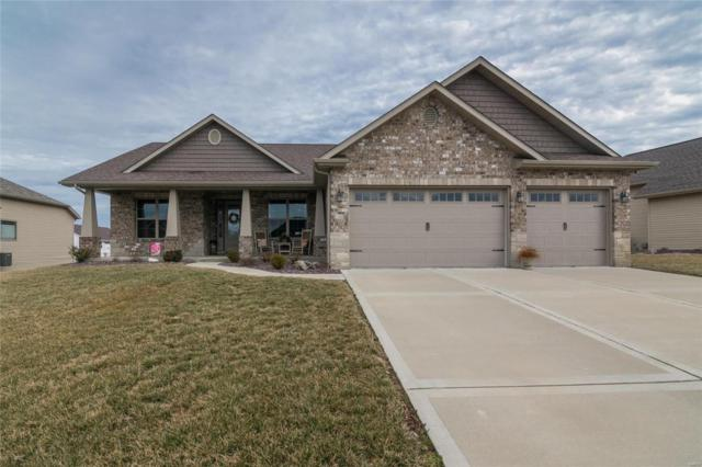 141 Stonebridge Bluff Drive, Maryville, IL 62062 (#19014012) :: Hartmann Realtors Inc.