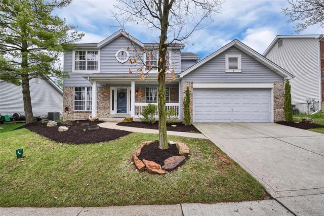 1533 Summer Chase Lane, Fenton, MO 63026 (#19014723) :: The Becky O'Neill Power Home Selling Team