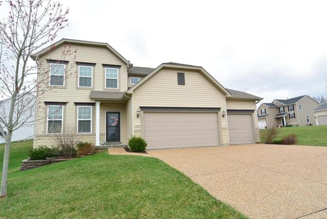 206 Paddington St, Wentzville, MO 63385 (#19017185) :: Clarity Street Realty