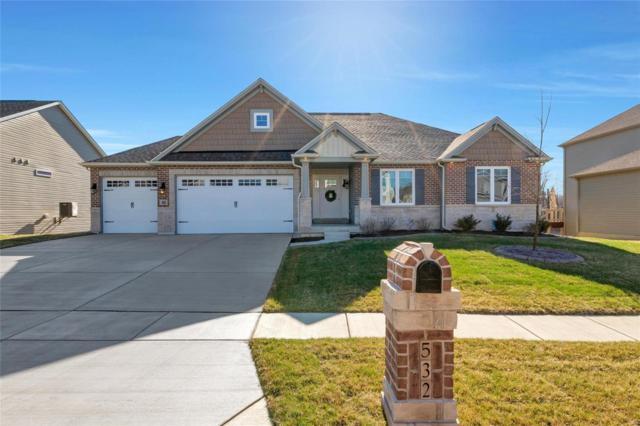 532 Deer Brook Drive, O'Fallon, MO 63366 (#19018636) :: Kelly Hager Group | TdD Premier Real Estate