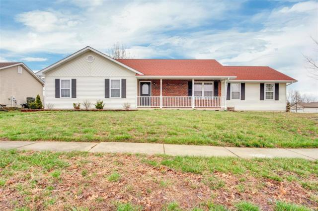 202 Castlewood, Troy, MO 63379 (#19018695) :: Matt Smith Real Estate Group