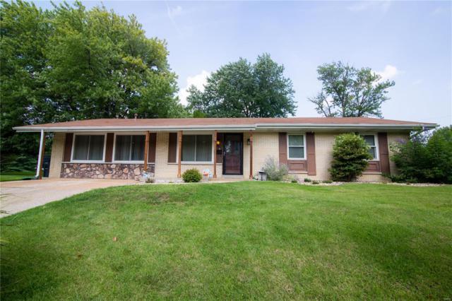 12 Gettysburg Road, Belleville, IL 62226 (#19018761) :: Fusion Realty, LLC
