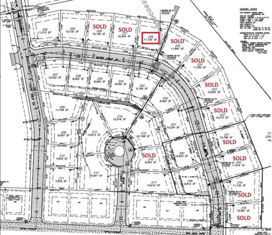 226 Earth Crest Drive, Washington, MO 63090 (#19018892) :: Realty Executives, Fort Leonard Wood LLC