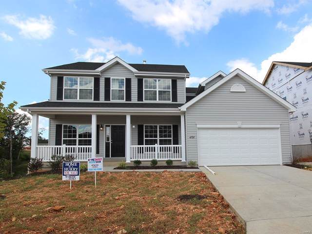 4797 Cypress Pointe, Unincorporated, MO 63052 (#19019073) :: Peter Lu Team