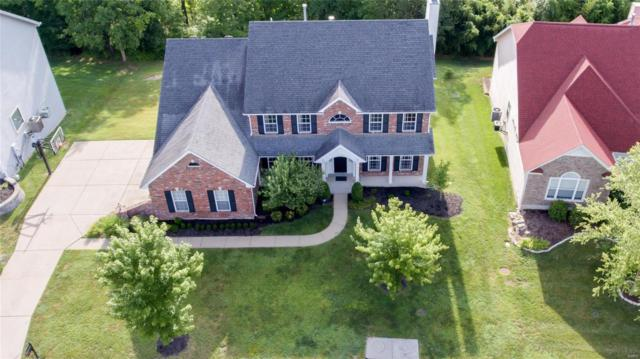 9326 Caddyshack Circle, Sunset Hills, MO 63127 (#19019648) :: The Becky O'Neill Power Home Selling Team